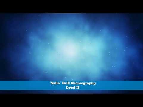 """Salla"" Belly Dance Drill Choreography Level II"