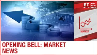 Opening bell: Nifty reclaims 10,700, Sensex jumps 285 points, Wipro surges 8% - Download this Video in MP3, M4A, WEBM, MP4, 3GP