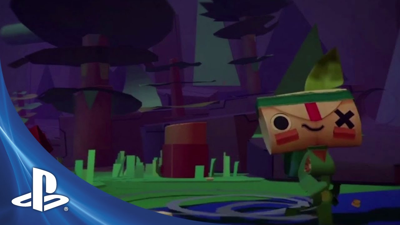 Tearaway Community Site Detailed