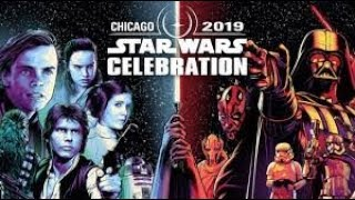 New Footage From SWCC 2019   Episode 9, TCW S6, The Mandalorian, Jedi Fallen Order, Vader Immortal