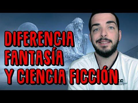 Diferencia entre Fantasía y Ciencia Ficción #SciFiMay