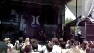 Evergreen Terrace - Dogfight Warped Tour 08