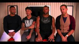 JLS - She Makes Me Wanna (Track By Track)