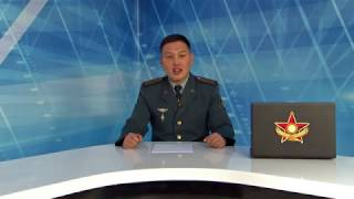 Еженедельные новости (13.10.2018 г.) |Армия Казахстана|