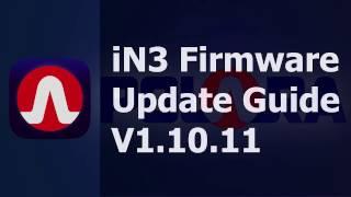 iN3 Firmware Update Guide