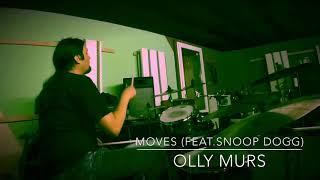 Olly Murs Moves(feat.Snoop Dogg)Drum Cover By Flob234