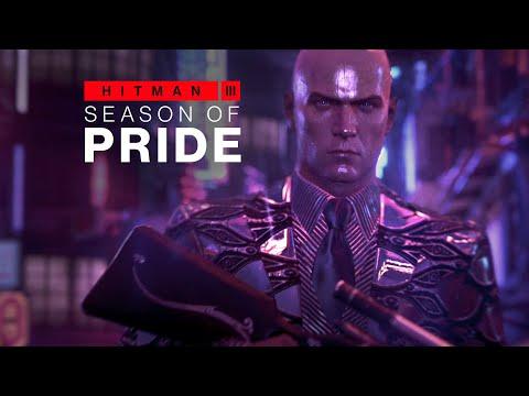 Season of Pride (Roadmap Trailer) de Hitman 3