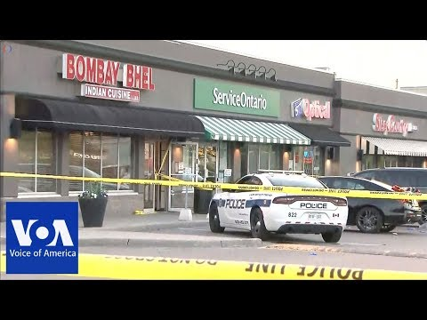 15 Hurt, 2 Suspects Sought in Canadian Restaurant Blast