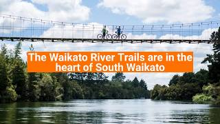 Waikato River Trail developments