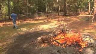 Safety First For Landowners Burning Debris