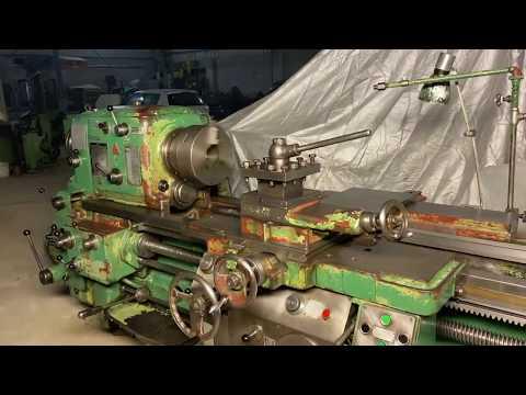 TOS SU 63/2000 Lathe Machine