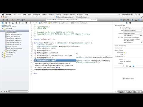 Objective-C Programming Tutorial | Properties And Declarations