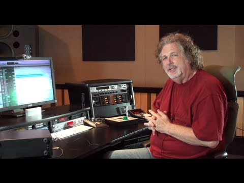 Mixing Live Drums – Into The Lair #85