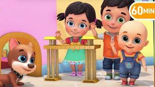 London Bridge Is Falling Down   My Fair Lady | Jugnu Kids Nursery Rhymes And Baby