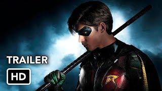 DC Comics, Titans (DC Universe) Comic-Con Trailer HD