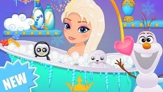 Frozen Games Best of 2014 - Frozen Full movie inspired Games - Disney Princess Elsa & Anna Game