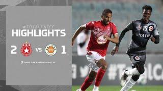 CAF CC | E.S.S 2 – 1 Salitas FC
