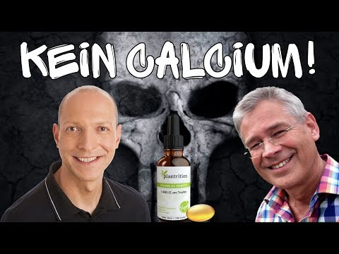 VITAMIN D - KEIN Calcium nehmen! | Dr. von Helden Interview