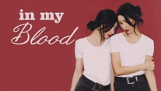 The Veronicas   In My Blood (LYRICS)
