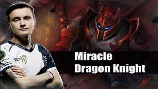Dota 2 Stream: Liquid Miracle playing Dragon Knight