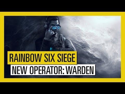 Tom Clancy's Rainbow Six Siege – New Operator Warden