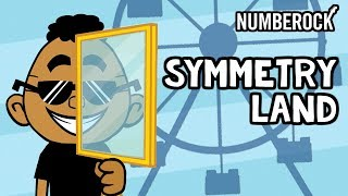 Symmetry Song for Kids | A Day at Symmetry Land | Lines of Symmetry