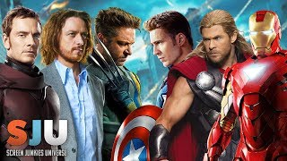 When Will We See The X-Men In the MCU? - SJU