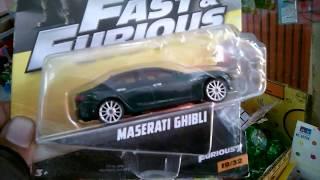 Maserati Fast And Furious! Hunting Hot Wheels At Idolmart 18/9/17