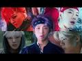 BTS/EXO/MONSTA X/BIGBANG/NCT U :: NOT TODAY/LIGHTSABER/ALL IN/BANG BANG BANG/THE 7th SENSE