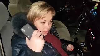 Пьяная пассажирка докопалась до таксиста