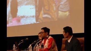 ロヒンギャ難民支援の日赤医療関係者会見2017.9.27