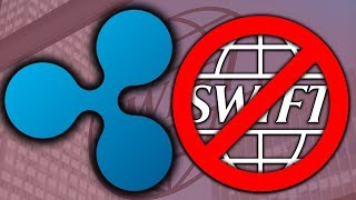 CAN RIPPLE (XRP) BECOME THE #1 OPTION FOR BANKS AND REPLACE SWIFT?