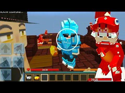 Blockman: GO - EGG WARS in The Minecraft Mode