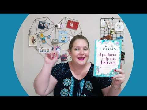 Mais uma história linda e gostosa de ler de Jenny Colgan: A padaria dos finais felizes!