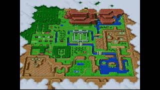 Legend of Zelda – A Link to the Past #02
