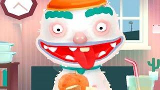 TOCA KITCHEN 2 игра для детей  Готовим еду делаем невкусный сок мультяшная развлекательная игра для