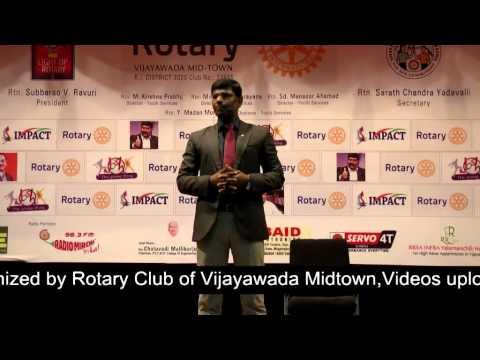 Resume| KVN Karthik| TELUGU IMPACT Vijayawada 2014