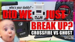 TBS CROSSFIRE VS GHOST! - ImmersionRC Ghost Long Range Module - BUYER'S ADVICE, SETUP, & REVIEW