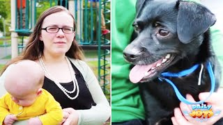 When Their Dog Wouldn't Stop Barking, This Mom-Of-9 Realized Her Family Were In Grave Danger