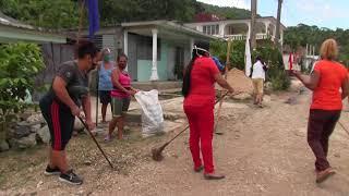 Jóvenes en Santiago de Cuba se suman al reconocimiento por los 60 años de los CDR