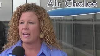 Jackson's McKellar-Sipes Regional Airport on the Coronavirus