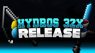 Hydros [32x] Revamp PvP Texture Pack Release