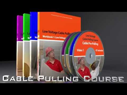 Cable Pulling Course: Video Training, Workbook & Exam Package ...
