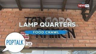 PopTalk: Food hub sa Marikina, bibisitahin ngayong Sabado!