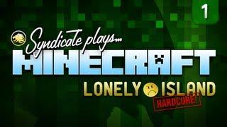 Minecraft: Lonely Island (Hardcore) - Part 1