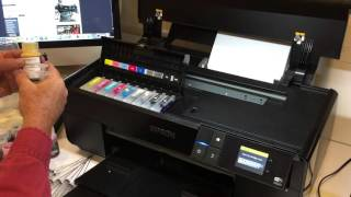 Step 1: Open DTG - Epson P600 Initial Setup for Direct To