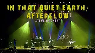 Steve Hackett - In That Quiet Earth ~ Afterglow (Wuthering Nights: Live in Birmingham)