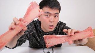 自制网红烤牛骨髓,一口全是油,真有视频里看上去那么好吃吗?