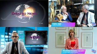 'Chiasso News 7 settembre 2020' episoode image