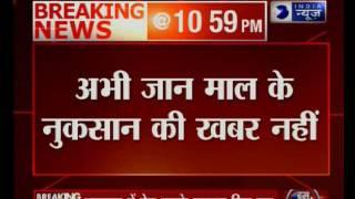 Earthquake Measuring 52 Strikes NepalIndia Border Tremors Felt In Parts Of Uttarakhand